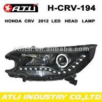 ATLI   New 12V 35W Cars Led Headlights with Angle Eyes Fasion Design for Honda CRV2012