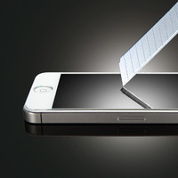 High definition armored glass film Screen Protector cover iphone 5 5G 5s anti explosion shatter