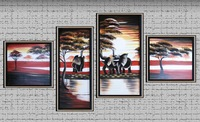 Oil Paintings Home Decoration Canvas Painted By Hand Modern Art Abstract Pictures