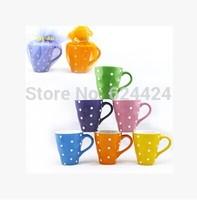 Creative milk mug ceramic coffee mug lovers trade porcelain cups