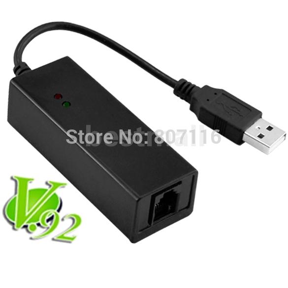 USB Fax Modem 56K Dial up Voice,Data External V.90,V.92 For Windows 98 SE / ME / 2000 / XP Wholesale DF322#(China (Mainland))