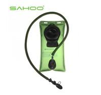 Free shipping Sahoo 2L TPU Bicycle Mouth Water Bag,Water Bladder Bag Hydration Camping Hiking Climbing water bag