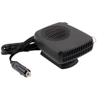 2014 new arrival Vehicle Car Portable Ceramic Heating Heater Fan 12V 200W Defroster Demister Free shipping