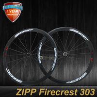 38mm clincher/tubular wheels, 700C carbon road bike wheels, free shipping