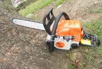 14'' MS 180 Miniwatt 1.3 KW 32CC Chain Saw Single Cylinder  Two-stroke Air Cooling Chainsaw Trimmer Tool S-TI_HL 2 PCS
