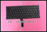 100% Brand New UK Keyboard For Macbook AIR A1369 2011 MC965 MC966 A1466 2012 x 5PCS