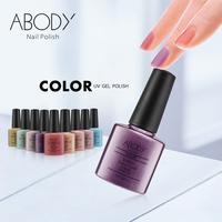 (5Pcs/lot=3 Colors Gel + 1 TOP + 1 BASE) New Fashion Abody UV Soak Off Gel Nail Polish,Shining Your Nail!
