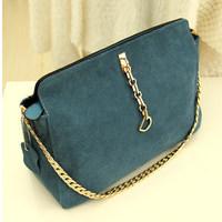 New 2014 Retro Vintage Vogue Bags Female Handbag Genuine Leather Women Elegant Shoulder Bags