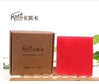 professional skin care formula stawberry fruit soap yellowish skin lighten  skin treatment hotsale freeshipping