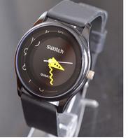 Brand Sport Men Women Watch Silicone Diving Waterproof Dress Watch Clocks Military Quartz Wristwatch Jelly Watches