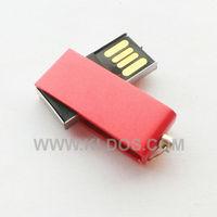 Promotional Product Lot 100 Bulk USB Flash Drive PenDrive Mini USB Key Tiny USB Stick Custom Gifts Free Logo Red Color