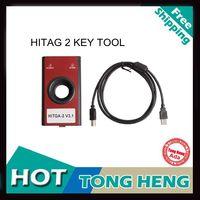 Hitag 2 key tool professional lastest version Hitag2 key programmer  free shipping High Quality