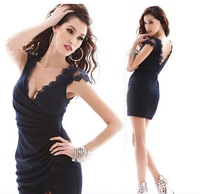 Free Shipping New Arrival Women's Prom Gown Ball Cocktail Dress BE0144