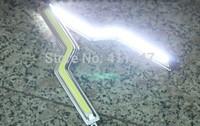 2014LED daytime running lights highlight the Z-type lightning daytime running lights super bright COB chip daytime running light