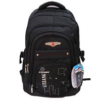 New 2014 Fashion Preppy Style men's backpacks school backpacks Letter bag Nylon travel bags women Backpack schoolbag mochila