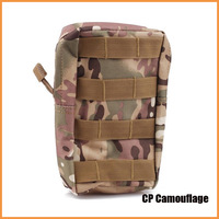 Free shipping 1X Tactical MOLLE/PALS Modular Utility Pouch Magazine Mag Accessory Medic Tool Bag
