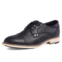 Pointed Top Mens Dress Shoes Leather New 2014 Autumn Casual Oxford Shoes For Men Wedding Shoes Sneakers