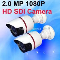 Surveillance Camera HD SDI 1080P WDR, Motion Detection 1100TVL High Resolution Waterproof Bullet Analog CCTV Camera