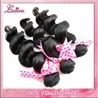 malaysian loose wave 3pcs 4pcs human hair weave bundles,queen hair products extension,Lavera wig virgin hair weft