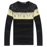 Mens Fashion Cotton Round Neck Plus Size Brand T Shirt Size M-6XL 4 Colors Choice