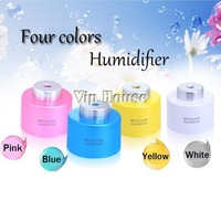 2014 Free Shipping Mini USB Home Humidifier Support Humidifying/Aroma diffusion/Air Purification Baby Humidifier xmas
