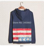 new 2014 american flag man hoody hoodies moleton brand odd future brand sportswear tracksuits tracksuit
