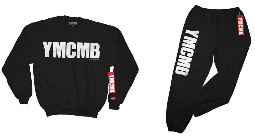 Ymcmb Sweatpants Men s Ymcmb Sweatshirts-in