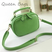 New fashion 2014 Women candy color Shoulder Bag Famous brand casual Handbag PU leather messenge Bag 7Color S4245