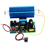 10G/hr Ozone Generator for Air and Water, Quartz Tube Ozonator, Stable Adjustable Ozone Cell