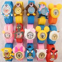 cartoon watch Children watch cartoons pops boys and girls watch 50pcs free shipping