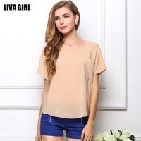 atacado blusas camisetas roupas camisas femininas crop top cropped 2014 college vestidos femininos 2014 women blouse t shirt