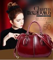Genuine handbags 2014 new trend Miss Han Ban diagonal shoulder bag handbag bag shells