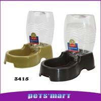 900 ml Brand 2colors Pet  Water Dispenser Pet Dog Puppy Cat Kitten Automatic Water Dispenser Food Dish Bowl Feeder Bottle