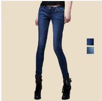 Spring And Autumn 2014 New Women  Jeans  Feet Pencil Pants Pants Plus Size Trousers DJ-26