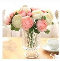 Free shipping DIY Diamond Painting pastoral artificial flowers, series, square Diamond Embroidery Set  40X40CM