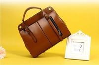 2014 new Korean female bag shoulder diagonal belt decorative retro handbags influx of foreign trade