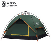 outdoor camping Fully-automatic hydraumatic 3 - 4 tent