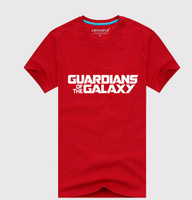 free shipping Guardians of the Galaxy short sleeved T-shirt Guardians of the Galaxy man T-shirt fashion shirt