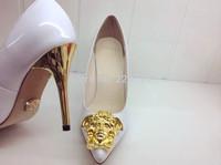 2014 New arrival hot sale women pumps brand women high heels fashion elegant women sandals shoes woman size 35-42