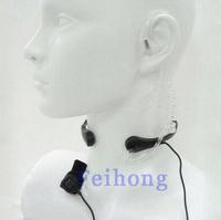 Throat Microphone Throat Vibration Headset For Two Way Radio BaoFeng UV-5R UV-B5 UV-B6 BF-888S  KG-UVD1P TH-UVF8D  J10YJ