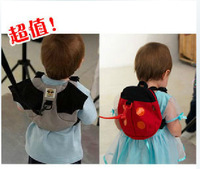 Baby harness kids keeper Cartoon Backpacks Animal Daysack,Ladybug for Children,Strap Bag,Anti-lost Walking Wings Dropshipping