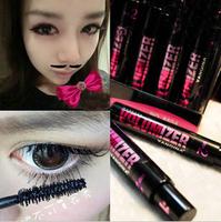2014 New Cosmetic Professional Makeup  Adjust Mascara Lengthening Thick Dual Mascara  Long Lasting  Waterproof  3PCS Per Lot