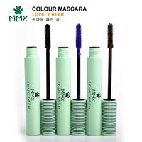 2014 New Brand Cosmetic Professional Makeup Harajuku  Multicolour Mascara Waterproof Mascara Volume Colossal Thick Long Lasting
