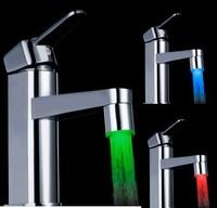 Diameter 24mm Chrome Brass External Thread LED Faucet Aerator Faucet accessories Water Saving Aerator