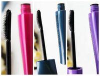 2014 New Brand Professional Makeup Cosmetic Mascara  3d Elastic Lengthening Mascara Beautiful Eyes Silica Gel Brush Long Lasting