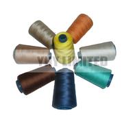 100% spun polyester thread for clothing for bag