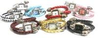 Martian man 2014 new arrival fashion Roman snake bracelet watch fashion plate fashion female form free shipping D0055