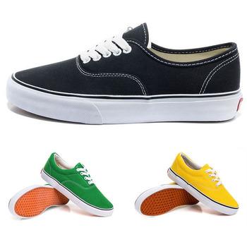 Популярное 2014 новинка унисекс низкие мужчины женщины кроссовки для женщин бренд холст кроссовки для мужчин и холст обувь на плоской подошве