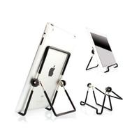 Black Universal Adjustable Stand Holder For iPad/ Blackberry Playbook/Samsung Galaxy Tab Tablet PC
