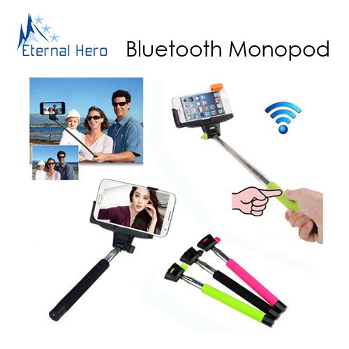 Штатив MONOPOD Selfie Bluetooth iPhone Samsung GoPro штатив oem 20pcs lot selfie iphone samsung zp080120